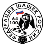 Федерация шашек России (официальный логотип)