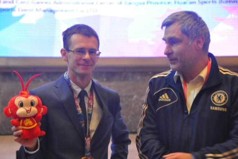 IMSA Elite Mind Games 2016: Александр Георгиев и Василий Иванчук