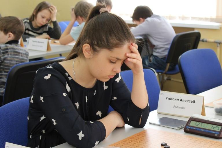 Итоги первенства России по рэндзю 2016