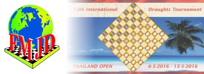 Thailand Open 2016