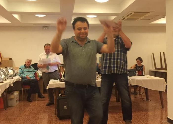 Победитель Salou Open 2016 по блицу Александр Шварцман