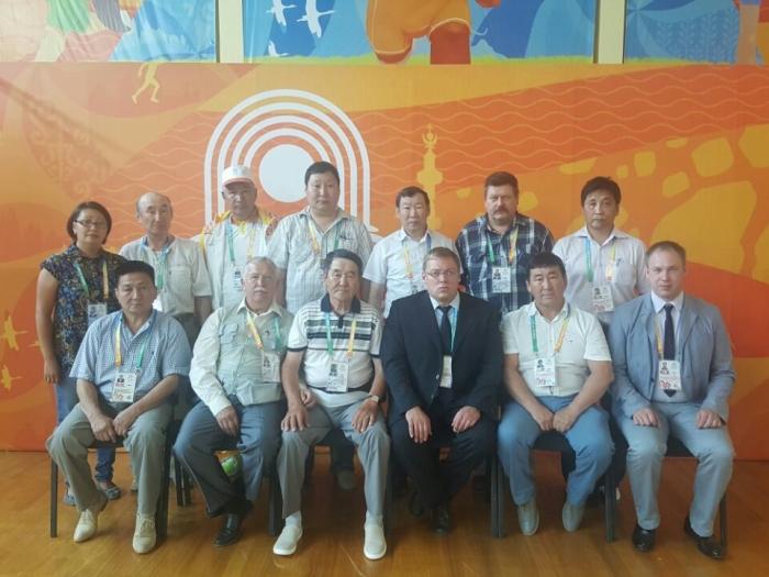 VI Международные спортивные игры «Дети Азии» Федерация шашек России