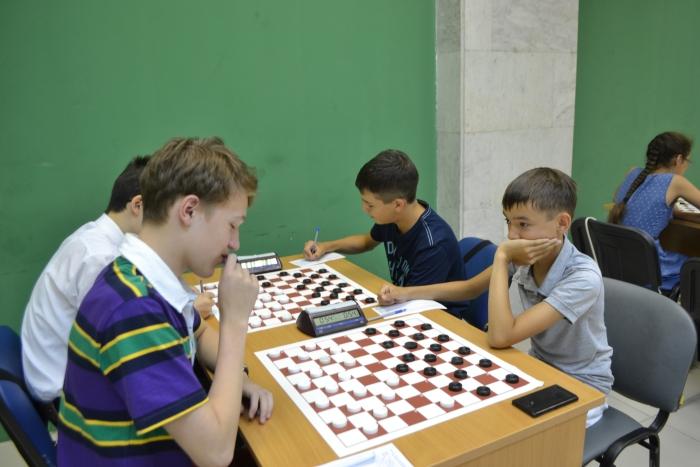 Первенство Приволжского федерального округа по стоклеточным шашкам 2016