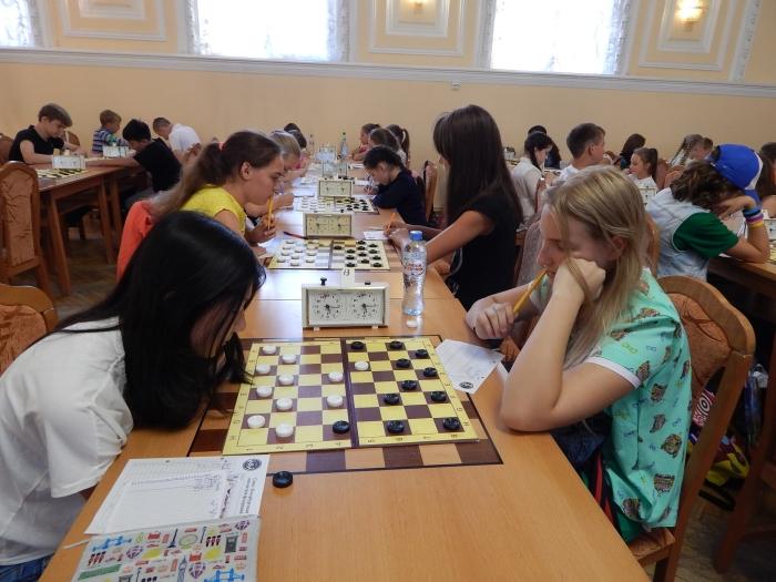 Всероссийские соревнования по русским шашкам «Белые ночи-2016»