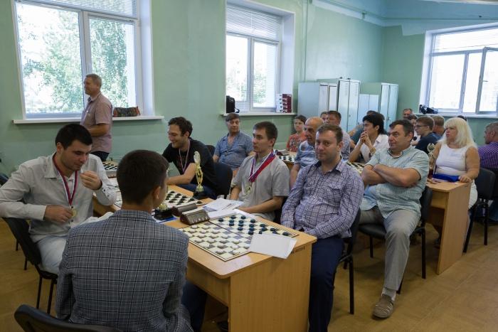 Всероссийские соревнования «Мирный атом» 2016