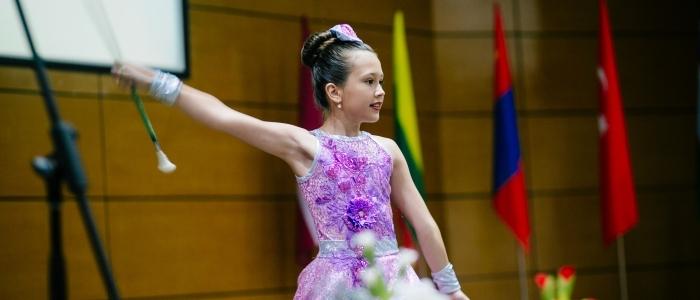 Церемония открытия Международного турнира по шашкам на призы Президента ФШР