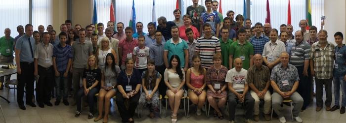 Участники Международного турнира на призы Президента ФШР 2016