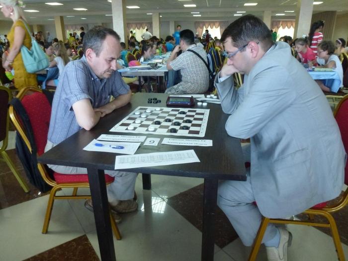 Кубок России по русским шашкам 2016