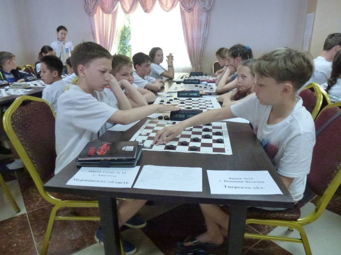 Финал «Чудо-шашки» 2016