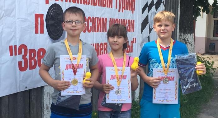 Итоги Всероссийского турнира «Звёзды Верхневолжья» 2016