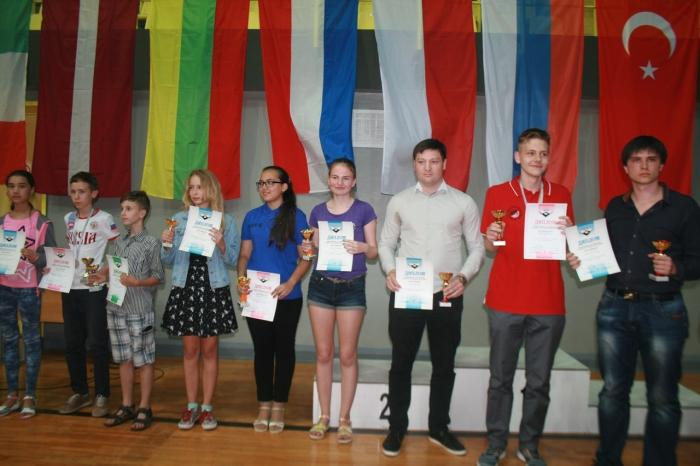 Международный конкурс по решению шашечных композиций 2016 (Пинск)