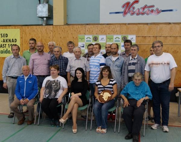 Участники международного турнира «Йыгева 2016»