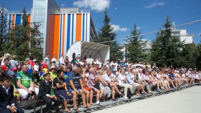 Чемпионаты мира в Болгарии 2016 (64) - церемония открытия