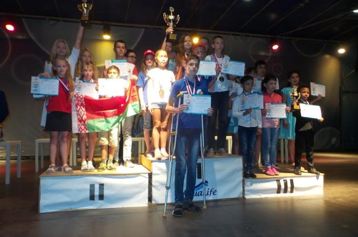 Чемпионаты мира в Болгарии 2016 (64) - молодёжный чемпионат