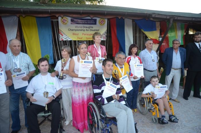 Чемпионаты мира в Болгарии 2016 (64) - чемпионат среди инвалидов
