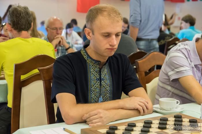 Юрий Аникеев - победитель блиц-турнира Polish Open 2016