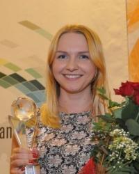 Стоклеточные шашки, чемпионка мира 2016 - Наталия Садовска