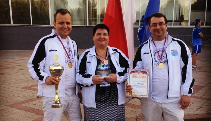 III Всероссийский фестиваль национальных и неолимпийских видов спорта 2016 - команда Ленинградской области