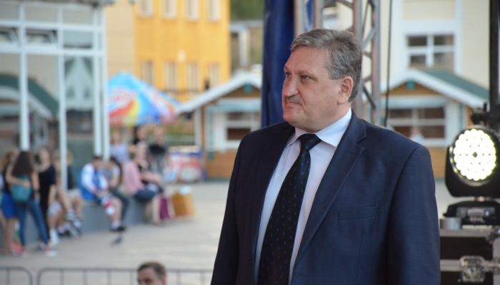 Министр физической культуры и спорта Республики Коми - Николай Бережной