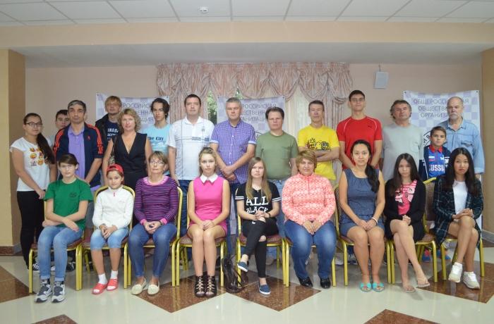 Кубок России по стоклеточным шашкам 2016 - участники соревнований