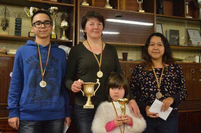 Международный турнир памяти Юозаса Куликаускаса 2016 - призёры турнира по стоклеточным шашкам