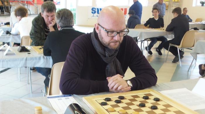 Владимир Скрабов - победитель международного турнира Франция-2016