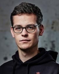 Стоклеточные шашки, чемпион мира 2016 - Рул Бомстра