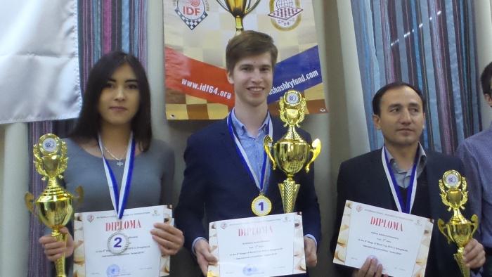 Международный турнир Израиль-2016 - призёры классической программы