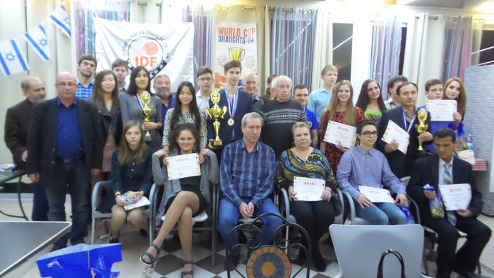 Международный турнир Израиль-2016 - участники соревнований