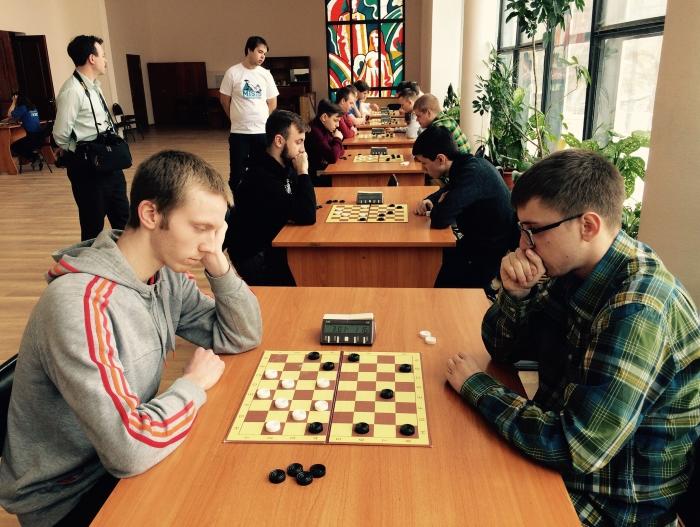 Чемпионат Российского спортивного студенческого союза по русским шашкам 2017 (итоги)