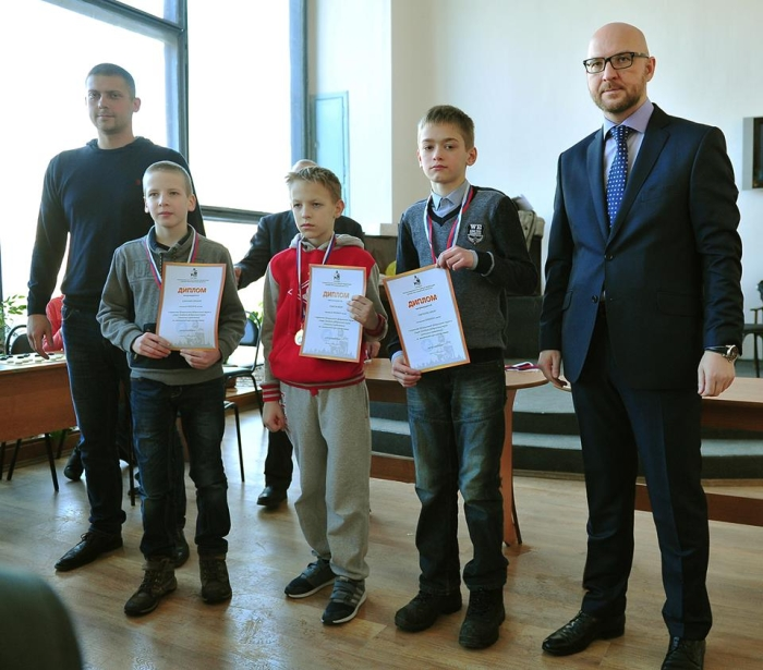 Чемпионат и первенство ЦФО и СЗФО по русским шашкам 2017