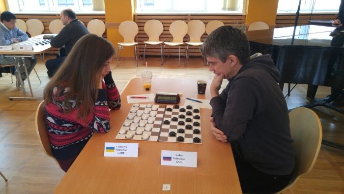 Международный турнир Riga Open 2017