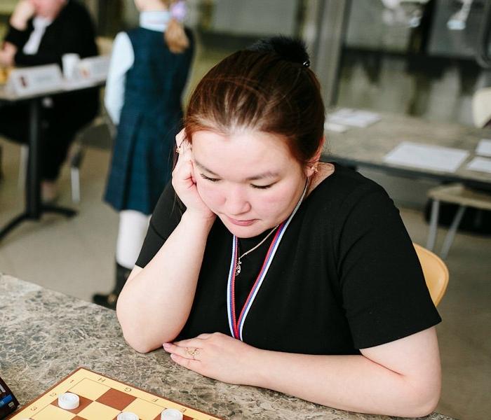 Наталия Шестакова- чемпионка Европы по блицу в стоклеточные шашки 2017
