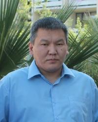 Русские шашки, чемпион России 2017 - Гаврил Колесов
