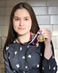 Рэндзю, чемпионка России 2017 - Кира Лашко