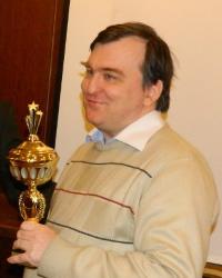 Рэндзю, чемпион России 2017 - Павел Макаров