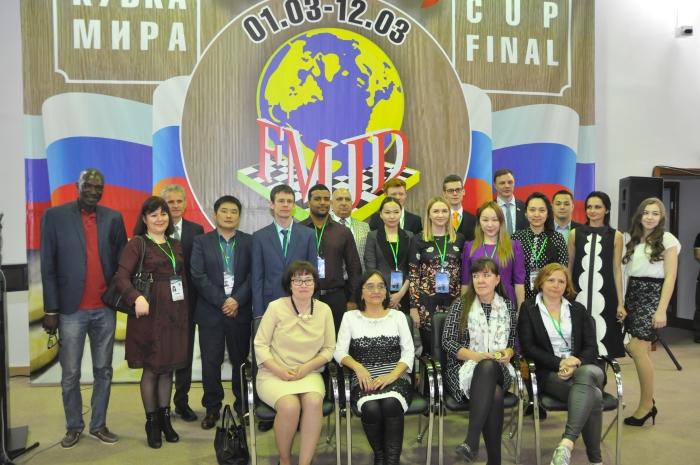 Финал Кубка мира по стоклеточным шашкам 2017 (итоги)