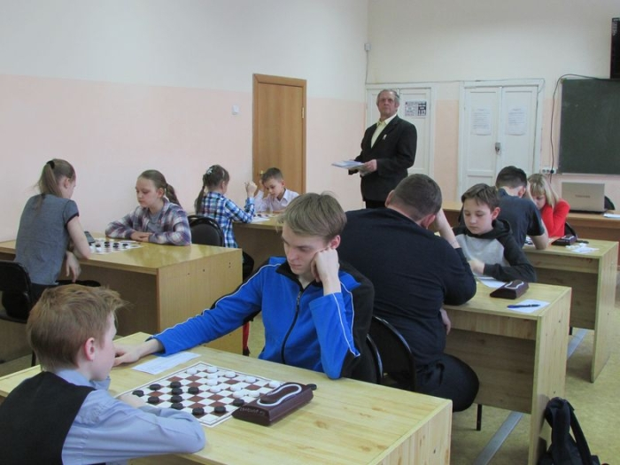 Всероссийские соревнования по русским шашкам памяти Е.Степанова 2017 (итоги)