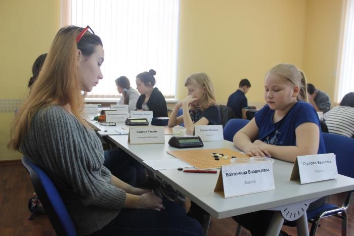 Первенство России по рэндзю 2017