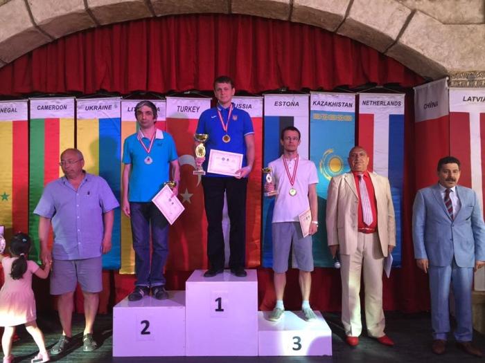 Чемпионат мира по стоклеточным шашкам (рапид и блиц) 2017