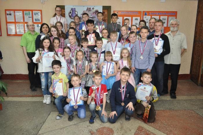 Всероссийские соревнования по русским шашкам «Жемчужина Кузбасса» 2017