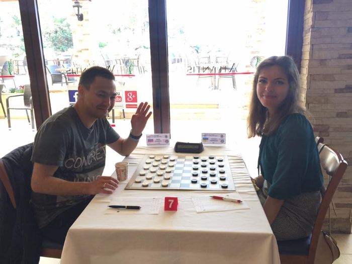 Международный турнир Turkish Open 2017 - Айнур Шайбаков против Виктории Мотричко
