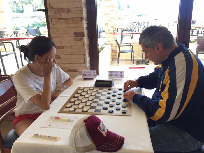 Международный турнир Turkish Open 2017 - Аяника Кычкина против Василия Иванчука