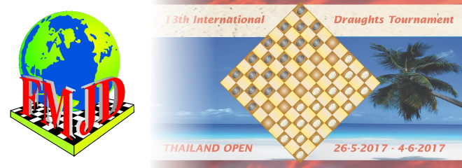 Международный турнир Thailand Open 2017