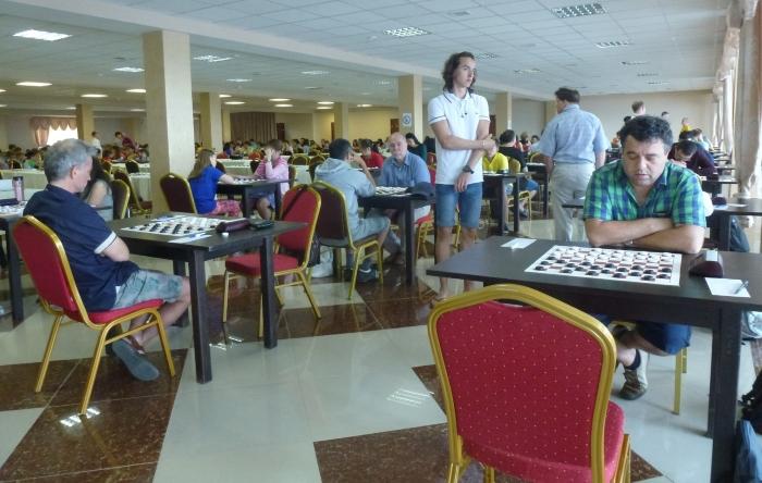 Чемпионат России по стоклеточным шашкам 2017