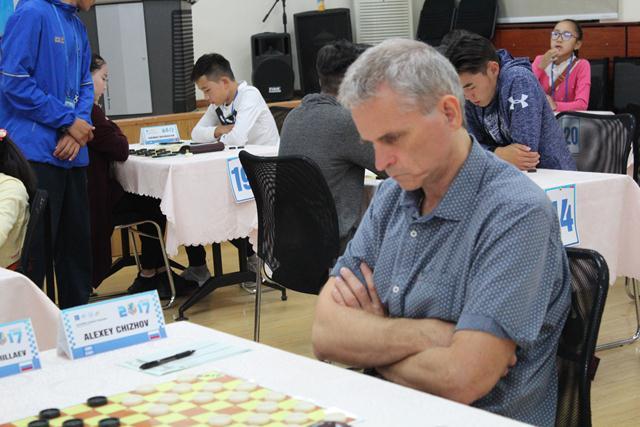 Алексей Чижов - победитель основной программы Международного турнира Mongolia Open 2017