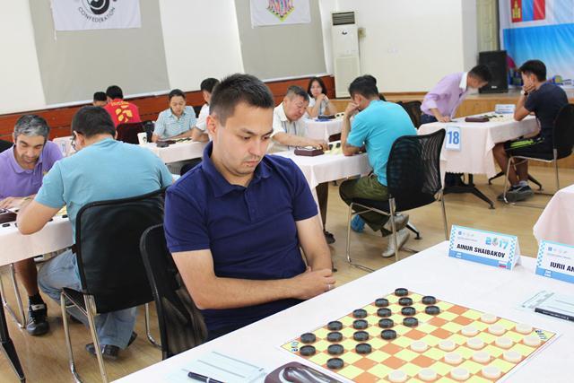 Айнур Шайбаков - победитель основной программы Международного турнира Mongolia Open 2017