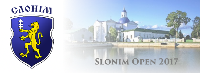 "Международный турнир ""Slonim Open 2017"""