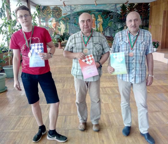 """Призёры Международного турнира """"Slonim Open 2017"""""""