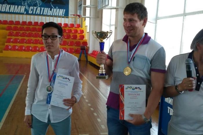 Всероссийские соревнования «Кубок Байкала» 2017